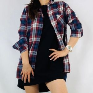H&M Tops | H & M Flannel